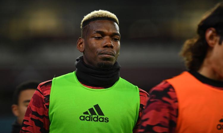 Juve, novità per il colpo Pogba: arrivata la decisione del Man United su due idee di contropartite