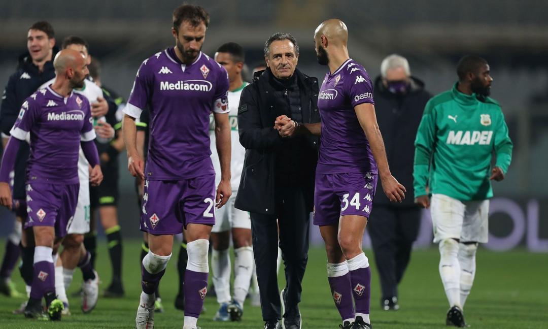 Fiorentina-Sassuolo: barlumi di speranza