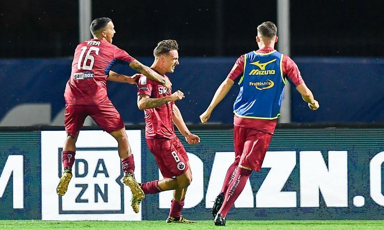 Cittadella-Brescia 1-0: il tabellino