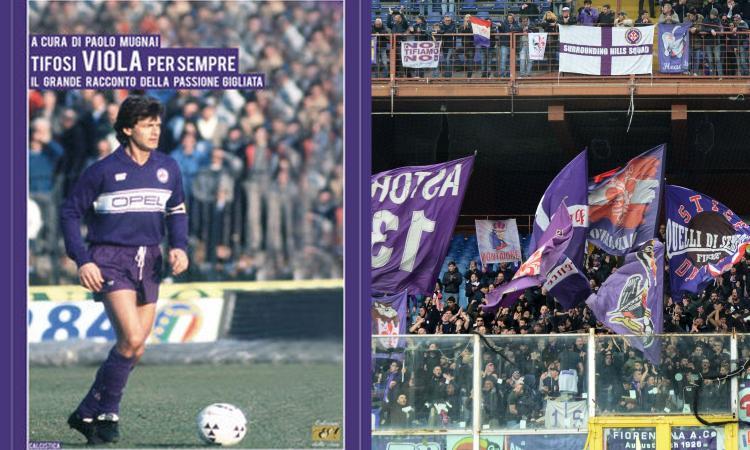 Il libro: 'Tifosi viola per sempre', un'antologia di vittorie della Fiorentina