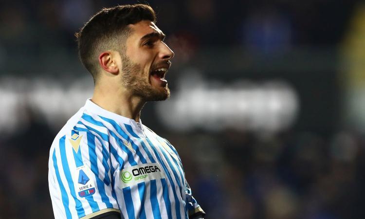Pescara-Spal 0-1: il tabellino