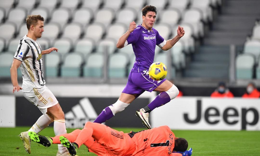 Che nottata: la Fiorentina sbanca lo Stadium!!