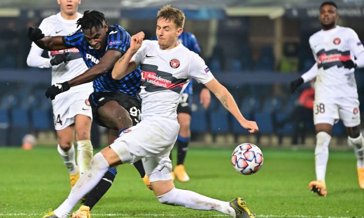 Atalanta-Midtjylland, le pagelle di CM: Zapata e Muriel imbarazzanti, ci crede solo Romero! Diallo cambia la partita