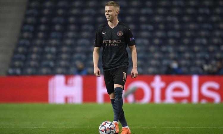 Juve su Zinchenko: la scelta del Manchester United