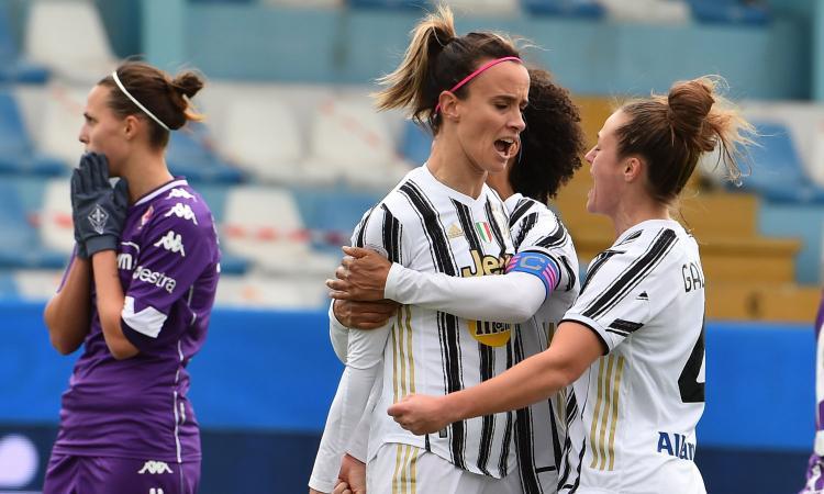 Supercoppa femminile: trionfo Juve sulla Fiorentina con super Bonansea