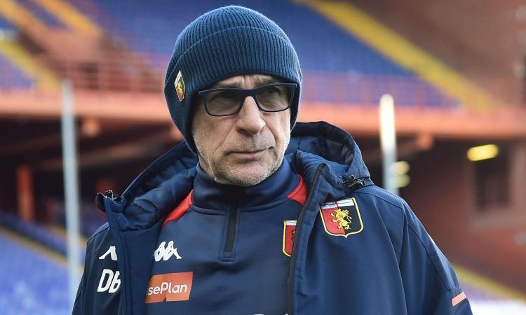 Genoa, Ballardini: 'Nel derby serviranno cuore, gambe e idee chiare. Su Ranieri...'