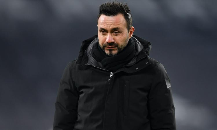 Sassuolo, De Zerbi: 'Mi hanno accusato di falsare la Serie A, poi però le Asl bloccano le partite per 4 positivi...'