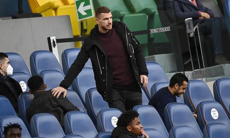 Fonseca vince il duello con Dzeko, la Roma lo mette sul mercato: la Juve ci pensa