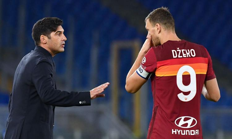Roma, c'è già una proposta dalla Premier League per Dzeko
