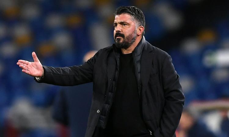 Coppa Italia, Atalanta-Napoli: Gattuso per la storia, il blitz a 4.25