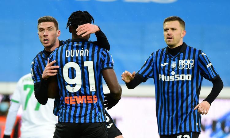 Atalanta-Sassuolo 5-1: il tabellino | Serie A | Calciomercato.com