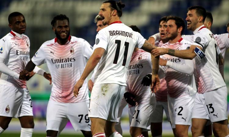 Cagliari-Milan, le pagelle di CM: Ibra stratosferico, che assist di Calabria! Saelemaekers ingenuo