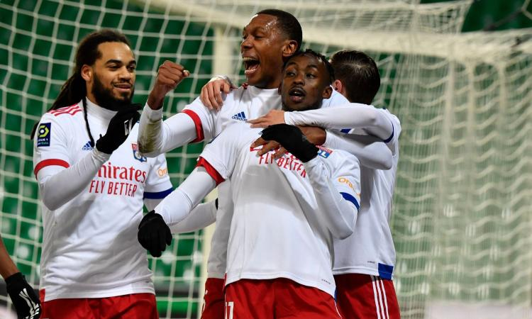 Ligue 1: bene il Bordeaux. Il Lille vince a Rennes e riprende il PSG. Il Lione umilia il Saint Etienne
