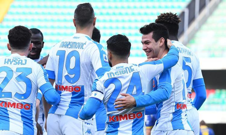 Milan ko e campione d'inverno: negli 8 precedenti in Serie A è stato scudetto. Solo Ronaldo è meglio di Lozano