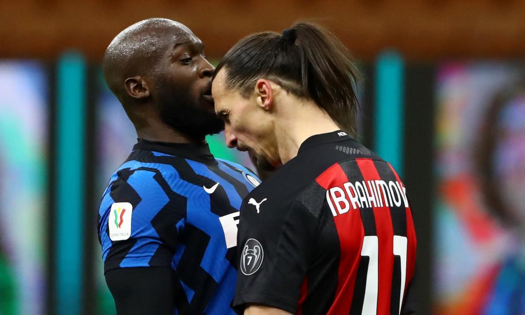 Milan, il derby della vergogna va all'Inter