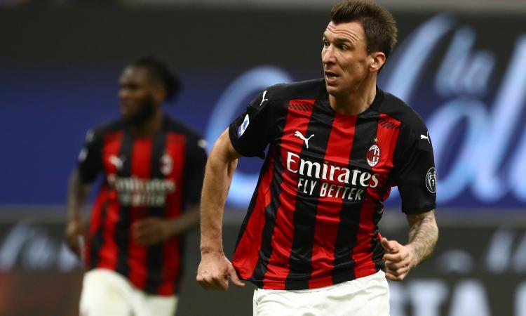 Milan, Mandzukic in pole position: sa come fare male alla Lazio, un gol per cambiare un futuro già scritto
