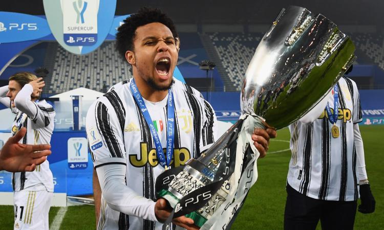 Juventus, deciso il futuro di McKennie: le cifre