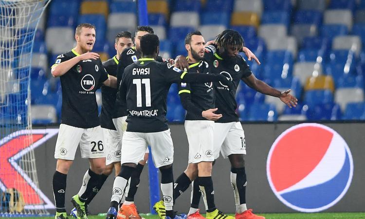 Non solo Napoli: tre squadre su Nzola