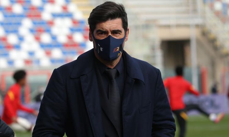 Roma, due positivi al Covid: la squadra finisce in bolla