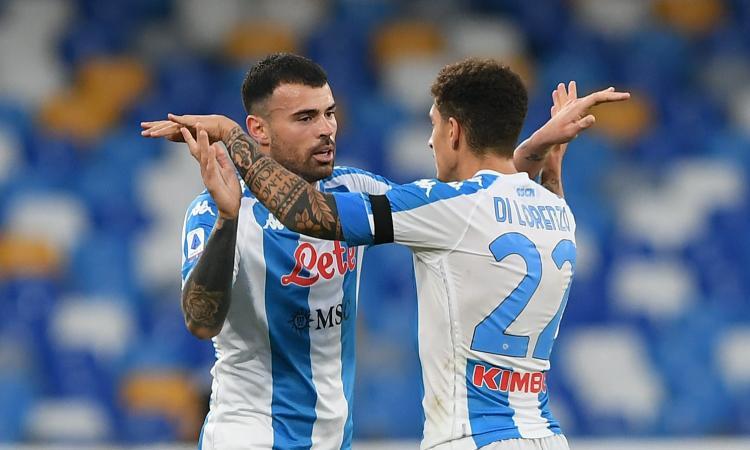 Napoli-Empoli 3-2: il tabellino