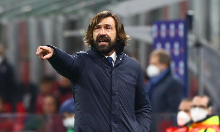 Juve, Pirlo: 'Il gol del Milan nasce da un fallo. Il rinnovo di Dybala non mi riguarda' VIDEO