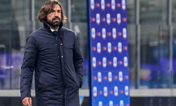 Pirlo: 'Juve in balia dell'Inter, non siamo scesi in campo. Le responsabilità sono mie'
