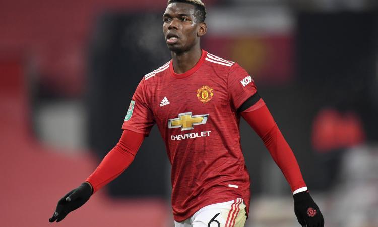 La Juve ha offerto 4 calciatori al Manchester United per Pogba: il retroscena