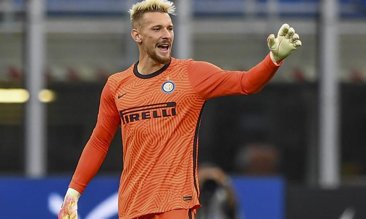 Inter, Radu a quota 0: lo strano caso del vice Handanovic e l'input per il futuro
