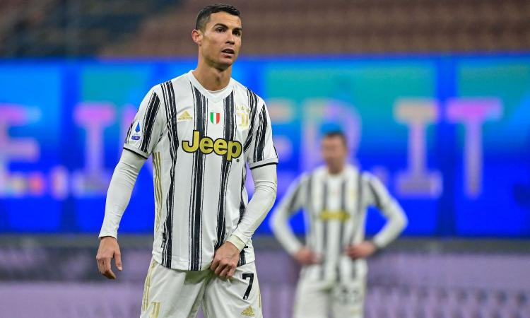 Juve, in attacco resta solo Ronaldo: l'emergenza e il rimpianto per un mercato inesistente