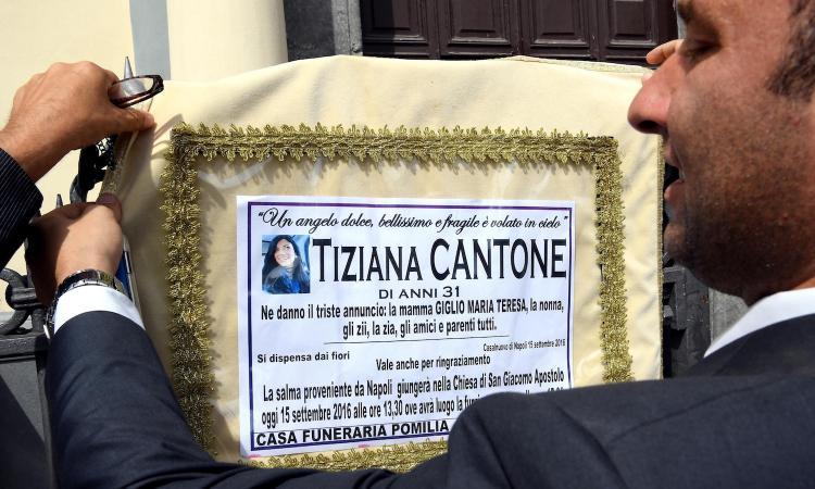 Morte Tiziana Cantone: la Procura di Napoli indaga anche per omicidio