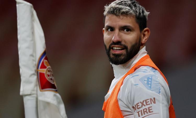Dalla Francia: Aguero, testa a testa Juve-PSG