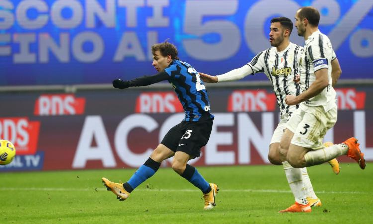 Inter: sirene inglesi per Barella