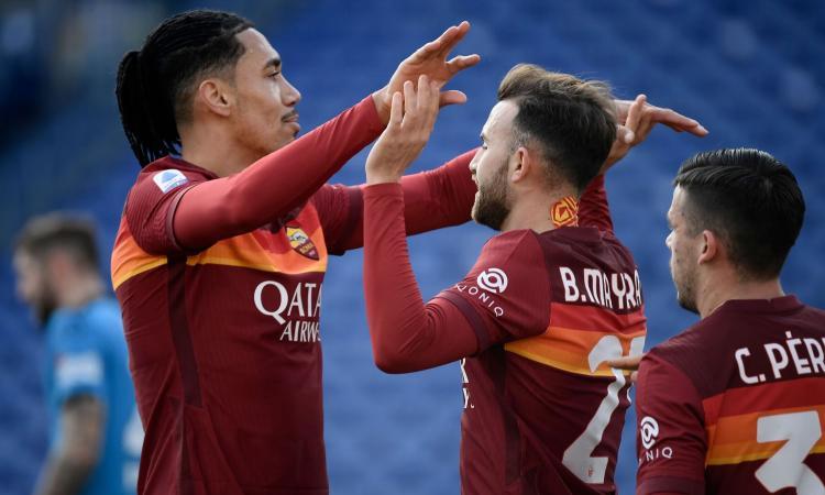 Roma, Borja Mayoral: 'Settimana difficile, è la vittoria di tutta la squadra'