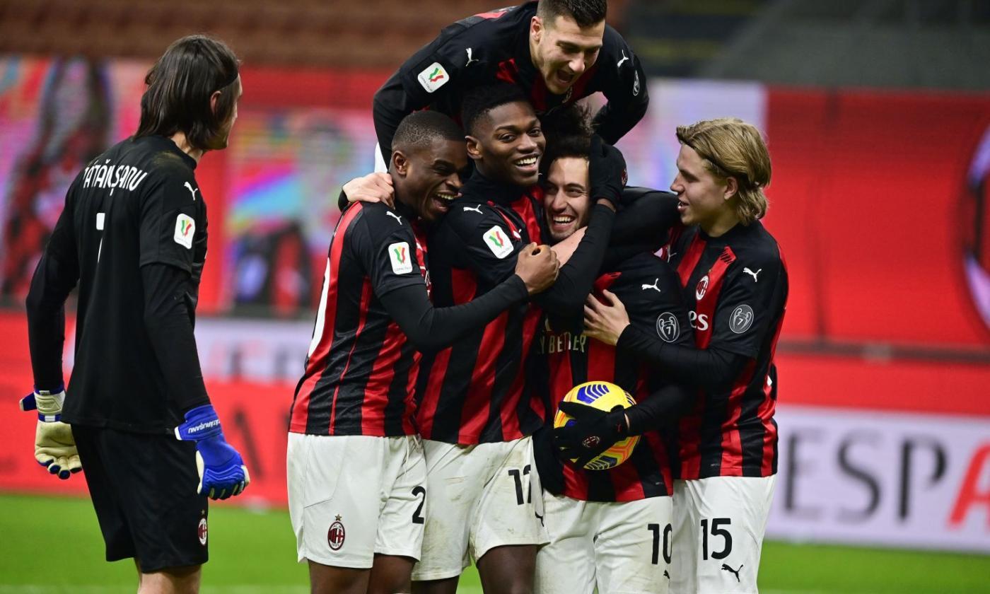Il Milan vola ai quarti di Coppa Italia: battuto il Torino ai rigori,  decide Calhanoglu | Primapagina | Calciomercato.com