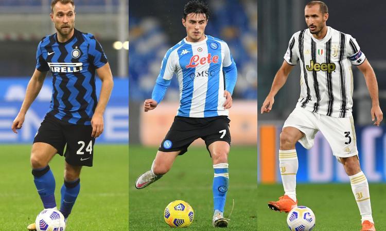 Coppa Italia, tocca a Inter, Napoli e Juve: le probabili formazioni e dove vederle in tv