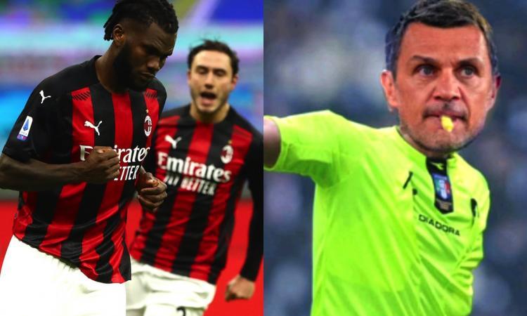 Milan, 11 rigori a favore in stagione: 'Salutate la rigorista', 'Ora Kessié raggiunge Nordahl', i social scatenati