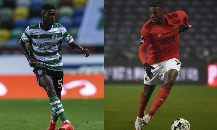 Napoli, il terzino sinistro è la priorità: c'è la scelta tra Nuno Mendes e Nuno Tavares