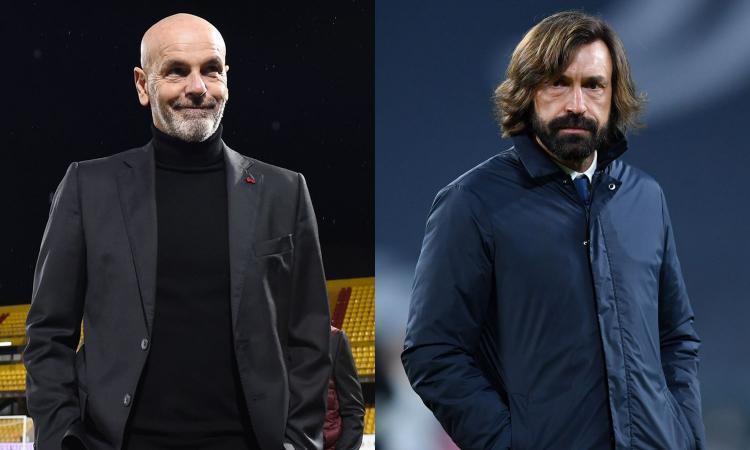 Il Milan ha gioco ed entusiasmo, la Juve neanche un sistema: Pirlo uscirà dalla lotta scudetto e rischia pure la Champions