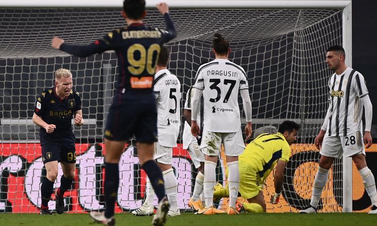 Coppa Italia, MOVIOLA: due gol annullati alla Juve, il Var dà un rigore all'Inter e ne toglie uno alla Fiorentina