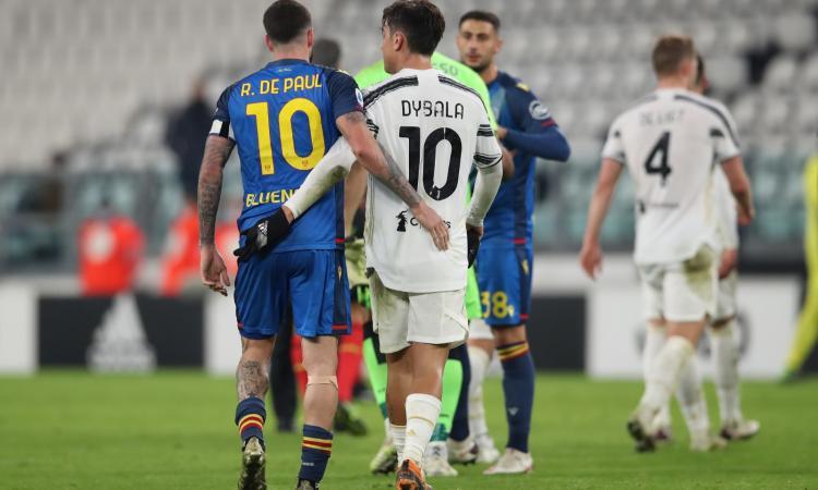 Calciomercato Juve, Dybala ha scelto il suo futuro
