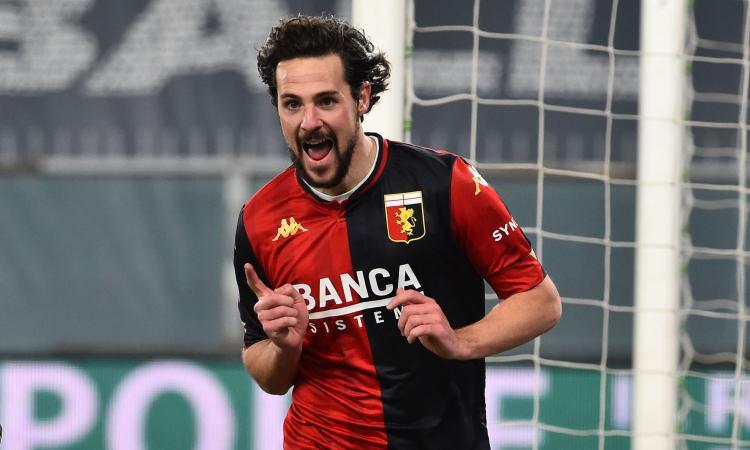 Genoa, retroscena Destro: ad un gol dal rinnovo