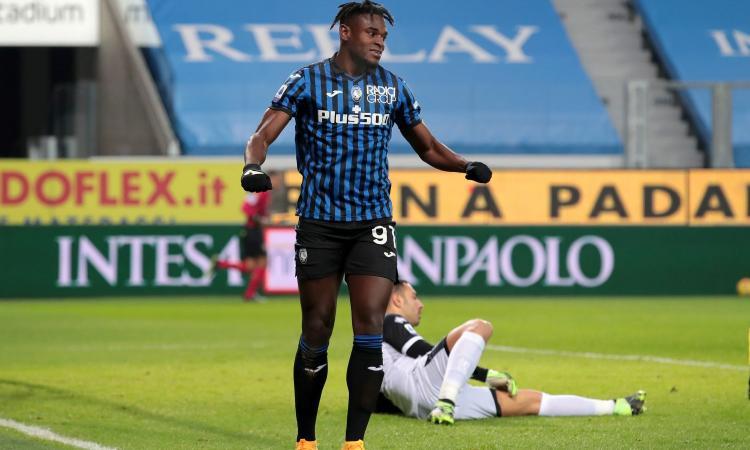 Zapata cerca vendetta a San Siro: voleva l'Inter, trascinerà l'Atalanta