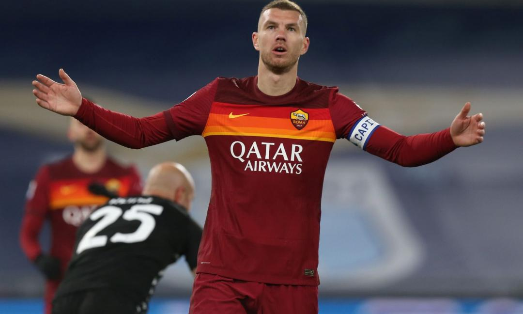 Clamoroso Milan: arriva Dzeko dalla Roma?