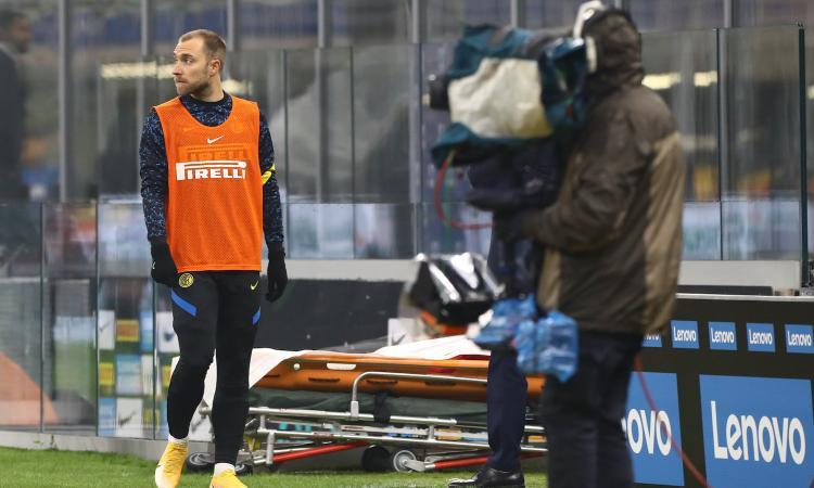 Inter, Eriksen regista alla Pirlo. Quando Conte disse a CM: 'Non potrà mai giocare in quel ruolo, ecco perché'