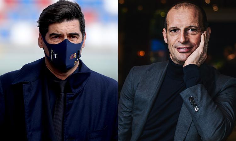 La Roma divora gli allenatori che fanno risultati: da Garcia e Di Francesco a Fonseca. Il prossimo sarà Allegri?