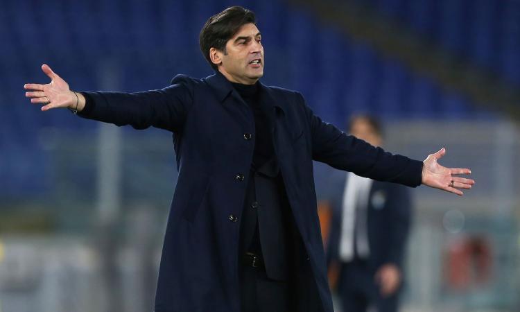Roma, Fonseca sotto osservazione: può saltare anche in caso di Champions