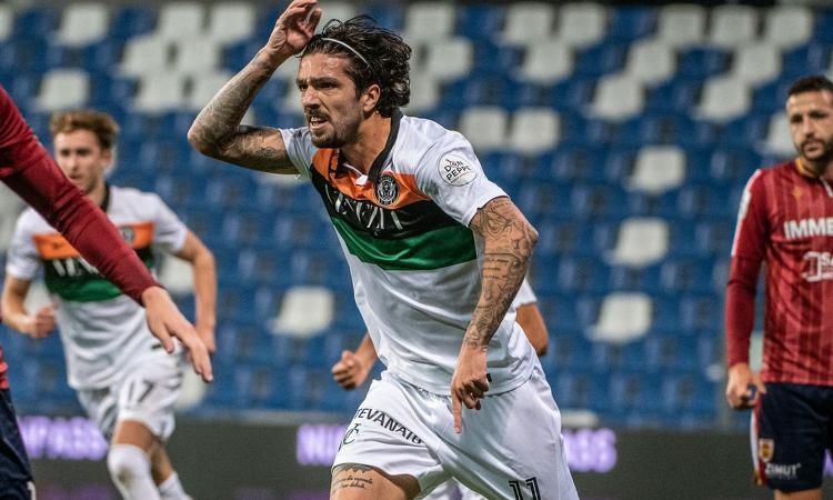 Uno 'Squalo' a Venezia, Forte a CM: 'L'Inter una ferita che brucia, la Roma il rimpianto. Con i miei gol tornerò in A'