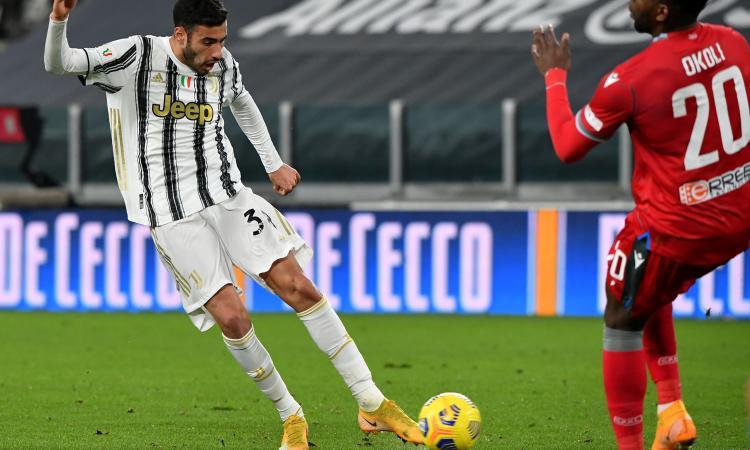 Juve-Verona, accordo per Frabotta: i dettagli