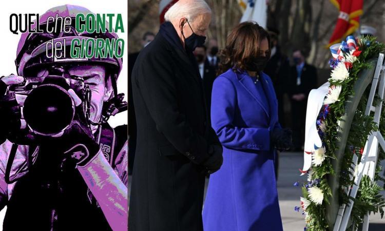 L'America di Biden è già d'esempio, a differenza del Parlamento italiano