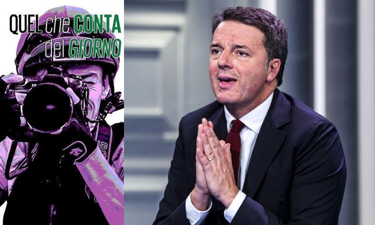 Scuole chiuse, quanti falsi alibi. Renzi e il satellite che ruba voti a Trump. Covid, tutta colpa delle... P